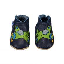 Ţup-Ţup Primii paşi botoşei bleu-marin