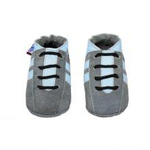 Ţup-Ţup Primii paşi botoşei bleu-marin gri